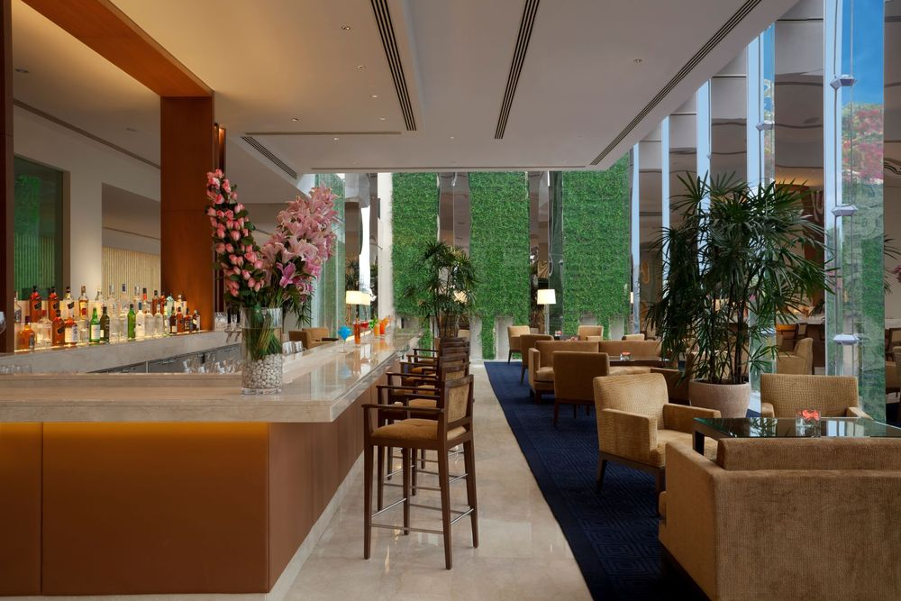 Die Piano Bar, The Oberoi Gurgaon, Indien Reise