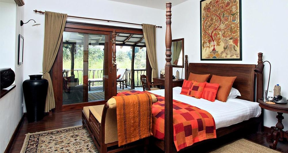 Suite, Samode Safari Lodge, Bandhavgarh, Indien Rundreise